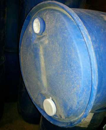 Пластиковая тара, бочка, ёмкость 200л