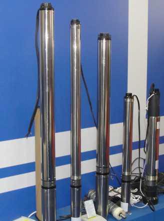Насосы скважинные и другое оборудование серии есо