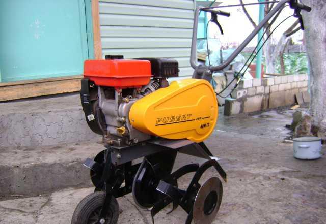 Мотокультиватор(мотоблок) митсубиши 4.0HP gt 400