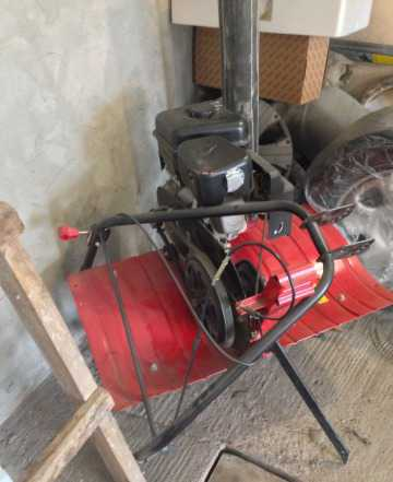 Мотокультиватор - 6.5 л. с двигатель