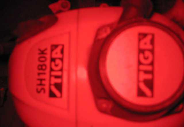 Бензиновый кусторез stiga SH180K