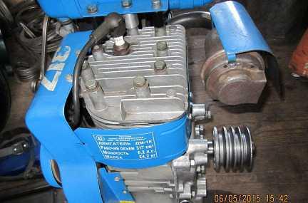 Подам двигатель нева-мб2