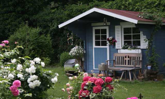 Дачный домик 15 кв. м