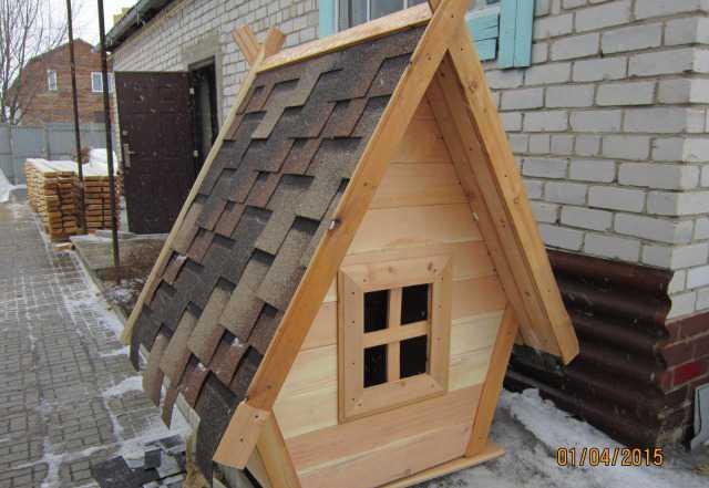 Декоративный домик