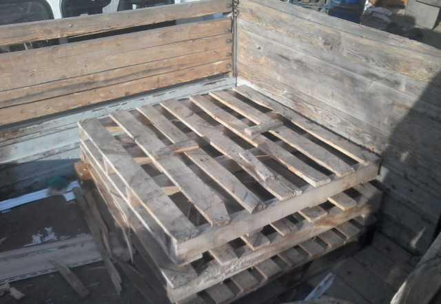 Продаю палеты деревянные
