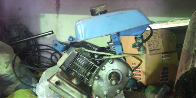 Двигатель о мотокультиватора крот