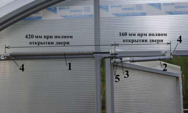Автоматический проветриватель теплицы(термопривод)