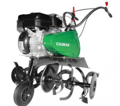 Мотокультиватор Caiman ECO MAX 60SC2 новый
