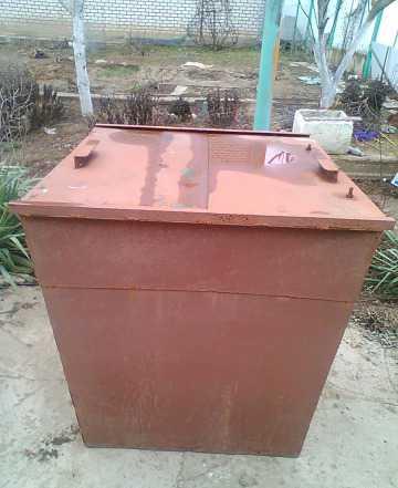 Продается мусорный контейнер
