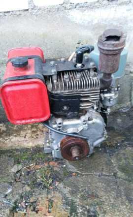 Двигатель мб-1
