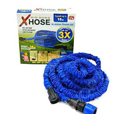 Шланг Xhose от 15 до 45 м + распылитель в подарок