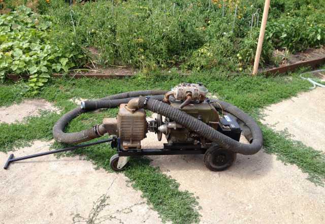 Насос мотопомпа Балаково
