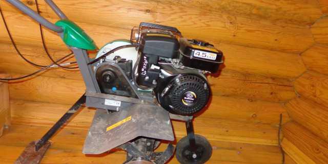 Мотокультиватор Caiman с двигателем Субару