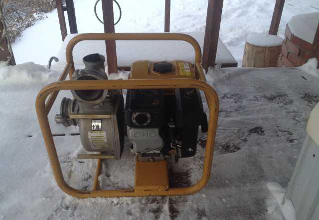 Мотопомпа Robin-Субару PTG 310