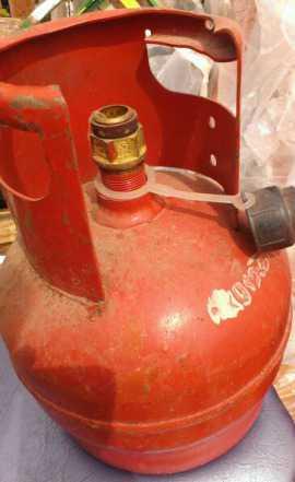 Баллоны газовые 5л