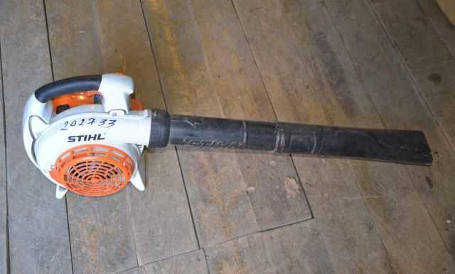 Воздуходув SH 86 stihl б/у в отличном сост