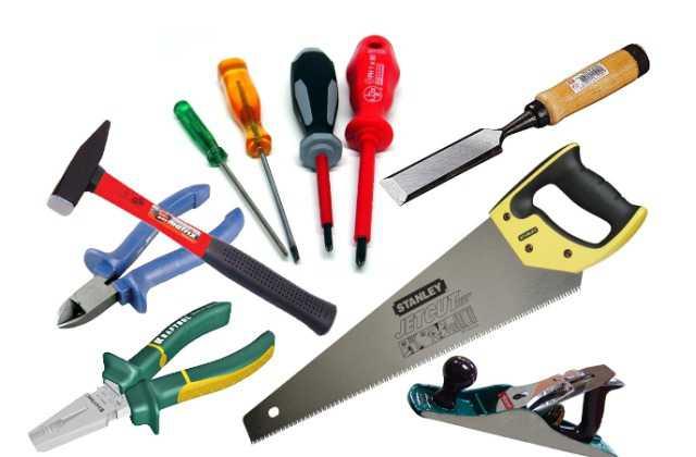 Инструмент для стройки и сада
