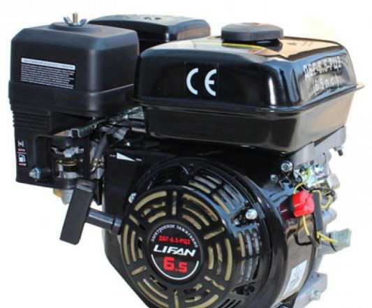 Двигатель Лифан 168F2
