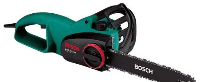 Электропила Bosch AKE 35-19 S