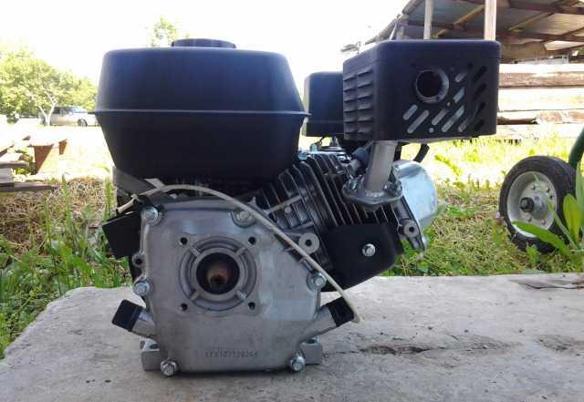 Двигатель для мотоблока Лифан 168