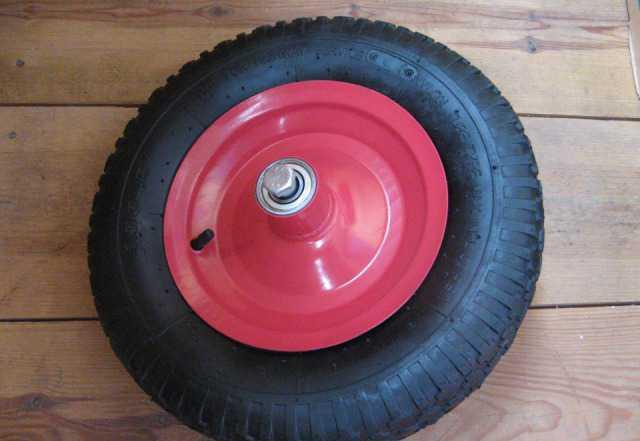 Запасное колесо для садовой тачки WB5009-YC