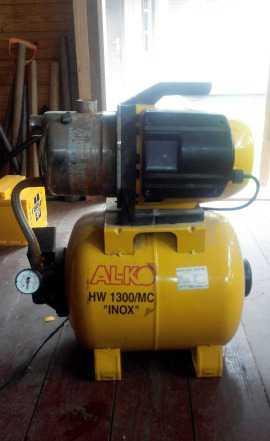 """Насосная станция AL-KO HW-1300 """"inox"""""""