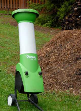 Измельчитель садовый викинг GE 250