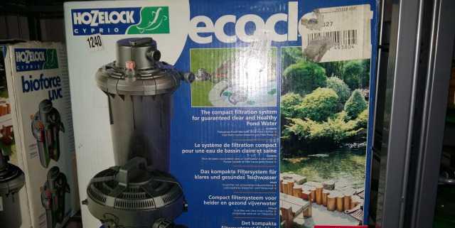 Фильтр для бассейна Ecoclear 4500 новый