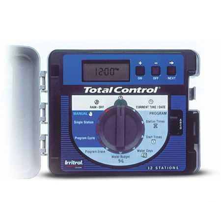 Контроллер для автополива irritrol TC-15EX-B-50-E