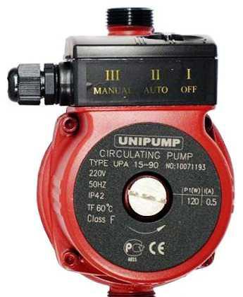Насос циркуляционный unipump UPA 15-90 160