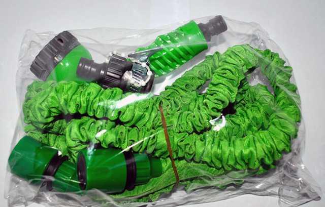 Шланг для полива Xhose Pro зелёный