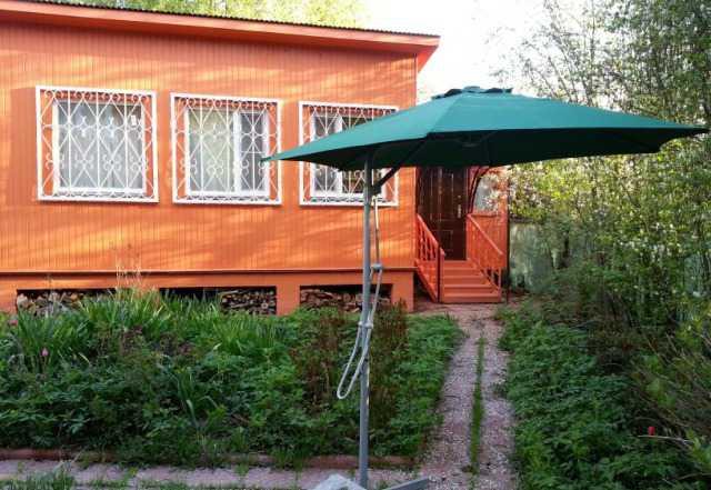 Зонт садовый 3 х 2.56 м OBI