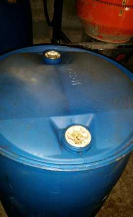 Емкость пластиковая (бочка) 227л