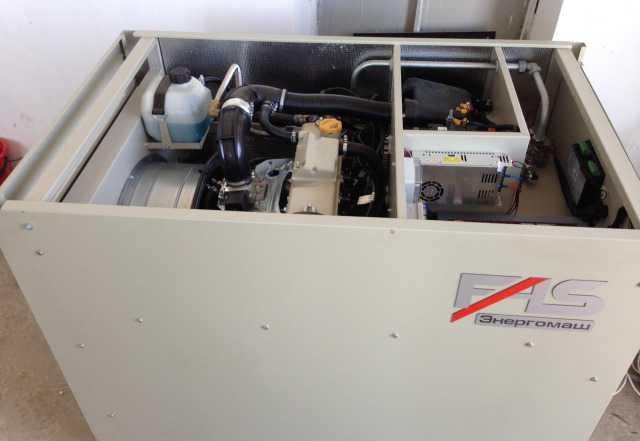 Газовый генератор фас 21кВт