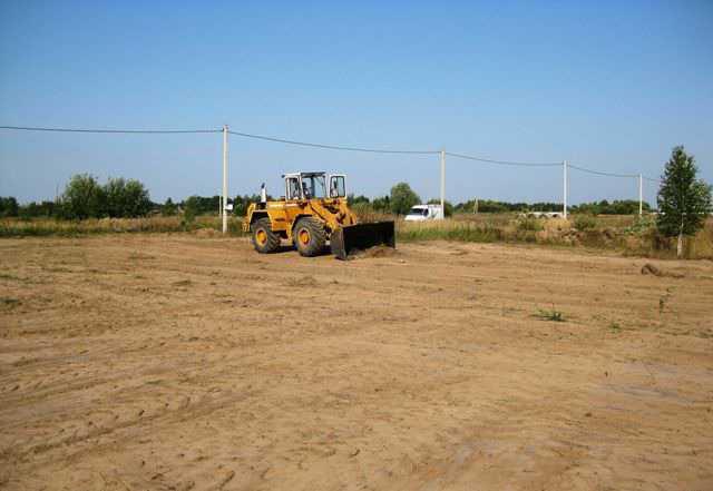 Все виды земельных работ планировка территорий