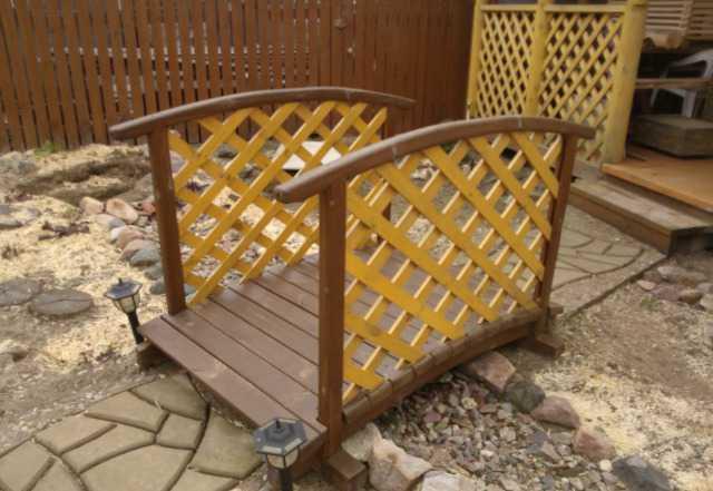 Мостик для Вашего сада