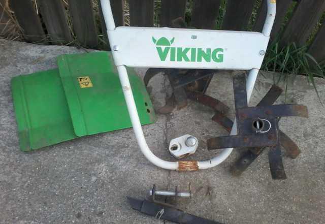 Продам мотокультиватор Викинг 540