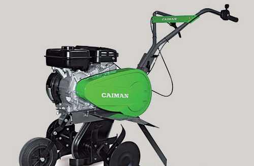 Мотоблок Caiman варио 60s Tvk+ (новый)