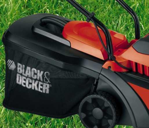 Газонокосилка Блэк Decker GR3000 (новая.)