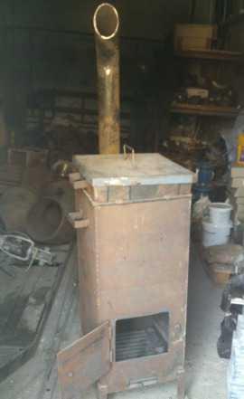 Печка Прачка для готовки дом. животных