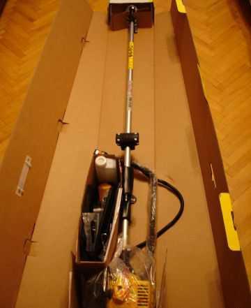 Мотокоса бензокоса триммер косилка AL-KO FRS 4125