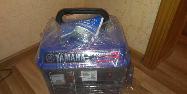 Генератор бензиновый Ямаха EF2000iS 2кВт