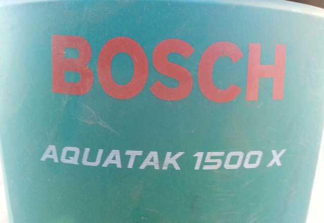 Aquatak 1500 X Bosch Мойка высокого давления
