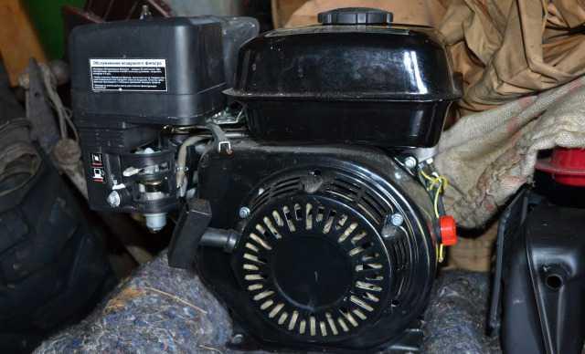 Двигатель Лифан дбг-6.5
