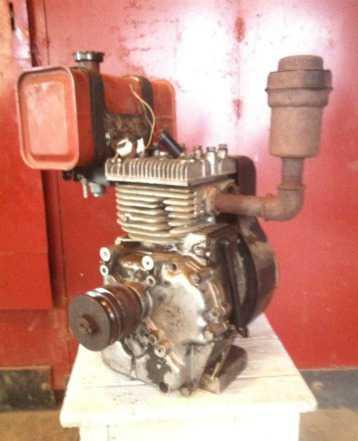 Двигатель дм-1Д на запчасти (Нева, Луч)