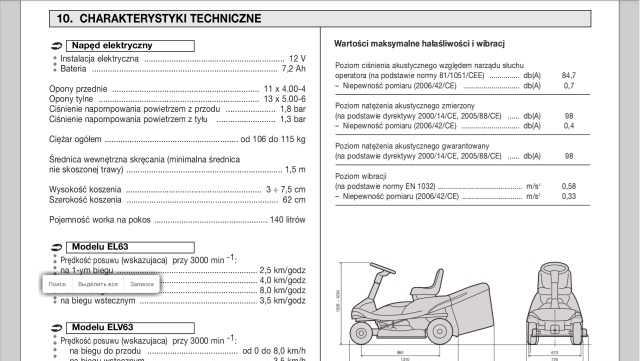 европейский аналог газонокосилки Craftsman и Stihl штиль