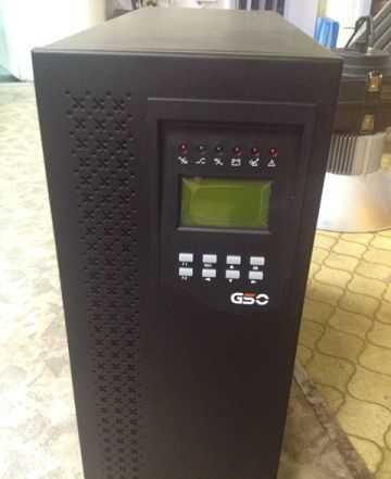 Солнечный контроллер GSA48 - 2K c инвертором 2кВт