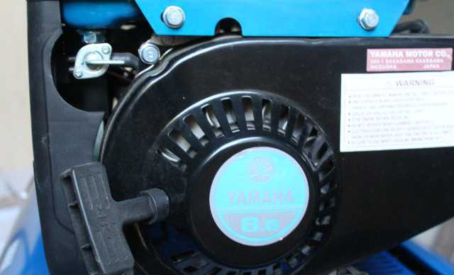 Бензо генератор ямаха новыи