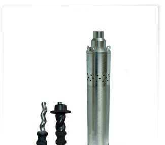 Насос для скважин винтовой Shimge QGD 1.2-50-0.37