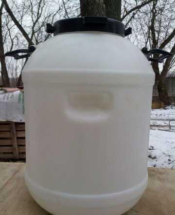 Канистра-бочка для воды 40л